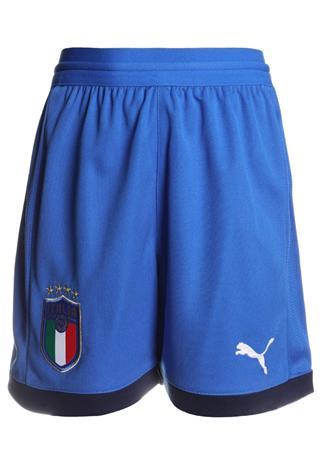 Puma FIGC ITALIEN KIDS REPLICA Urheilushortsit team power blue