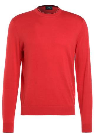 PS by Paul Smith MENS CREW NECK Neule red
