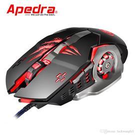 Apedra Wired Gaming Mouse, langallinen hiiri