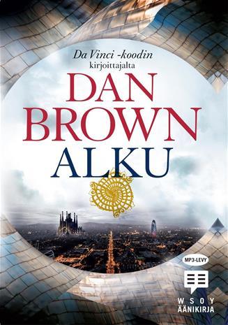 Alku (MP3-CD) (Dan Brown Jorma-Veikko Sappinen (käänt.)), kirja
