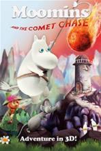 Muumi ja punainen pyrstötähti 3D (Moomins and the Comet Chase, 3D Blu-ray), elokuva