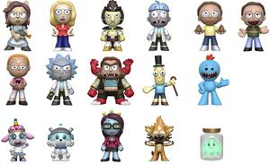 """Rick And Morty"""" """"Mystery Mini Blind"""