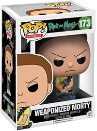 """Rick And Morty"""" """"Weaponized Morty Vinyl Figure 173 (figuuri)"""