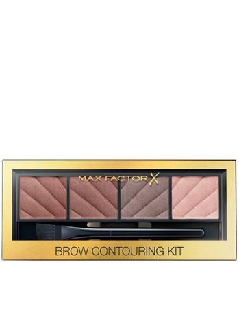 Max Factor Brow Eye Contouring Kit Kulmakynät & -värit Monivärinen