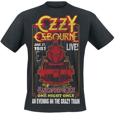 "Ozzy Osbourne"" ""An Evening on the Crazy Train"