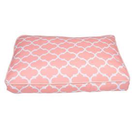 Päällinen Basic Fusion Grase, roosa 80 x 55 x 10 cm