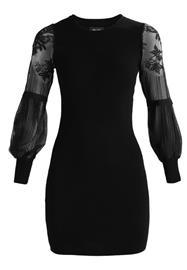 New Look SLEEVE Kotelomekko black