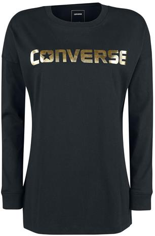 "Converse ""Metallic Wordmark Long Sleeve"""