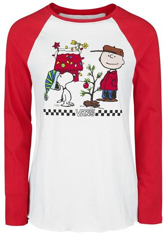 "Vans ""Peanuts Christmas LS"""