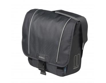 BASIL SPORT DESIGN COMMUTER BAG shoulder bag graphite 18 l