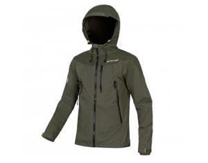 ENDURA MT500 II waterproof jacket khaki XXL