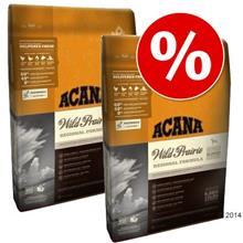 Acana-säästöpakkaus - 2 x 11,4 kg Wild Coast