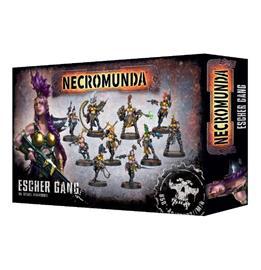 Necromunda: Underhive Escher Gang