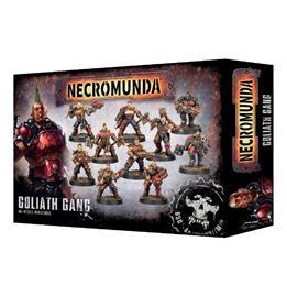 Necromunda: Underhive Goliath Gang