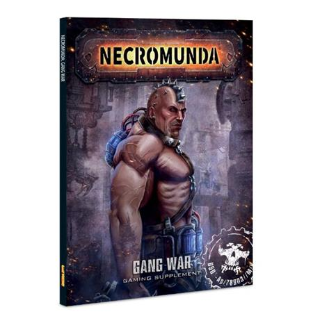 Necromunda: Underhive Gang War Expansion