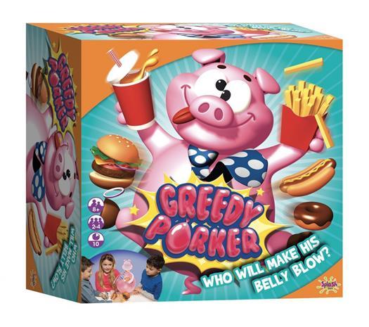 Greedy Porker, seurapeli