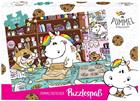 "Chubby Unicorn"" ""Christmas Puzzle (1000 palaa)"