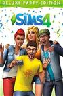 The Sims 4 Deluxe Party Edition, Xbox One -peli