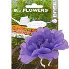 Basil Flower Peony for handlebar and frame purple
