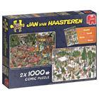 Jan van Haastern - Christmas gifts 2 x 1000 pcs. (22-19061)