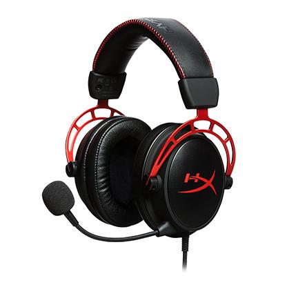 Kingston HyperX Cloud Alpha Pro, pelikuulokemikrofoni
