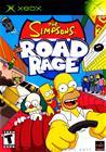The Simpsons: Road Rage, Xbox -peli