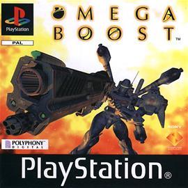 Omega Boost, PS1 -peli