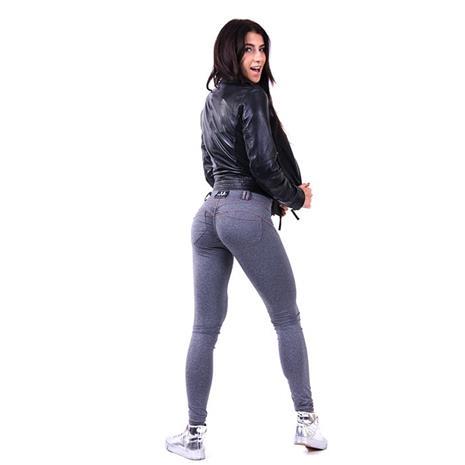 Nebbia Bubble Butt Pant, Grey