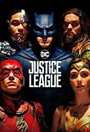 Justice League (2017, Blu-Ray), elokuva