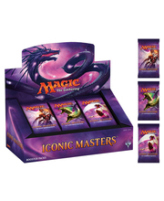 MtG: Iconic Masters Booster KORTTI