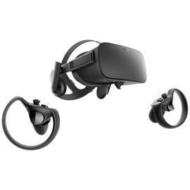 Oculus Rift VR + Oculus Touch, VR-lasit