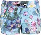 Molo J NALIKA SHORTS AQUAR FLOWERS
