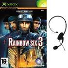 Rainbow Six 3, Xbox -peli ja kuulokemikrofoni