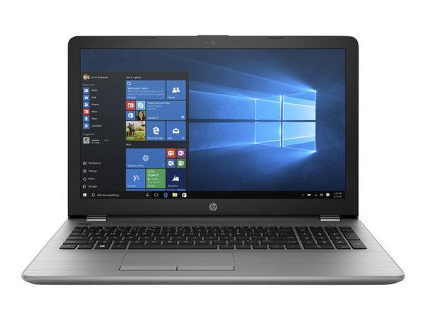 """HP 250 G6 1WY25EA#UUW (Core i5-7200U, 8 GB, 256 GB SSD, 15,6"""", Win 10), kannettava tietokone"""