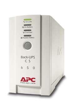 APC Back-UPS 650 BK650EI 650VA, UPS-laite