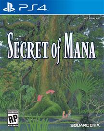 Secret of Mana, PS4 -peli