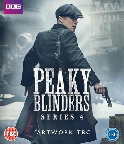 Peaky Blinders: Kausi 4 (Blu-ray), TV-sarja