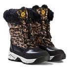Snow Boot Leo Jr Black28 EU