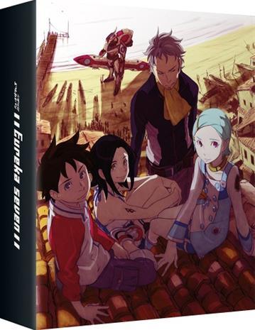 Eureka 7 Ultimate Edition (Blu-Ray), TV-sarja
