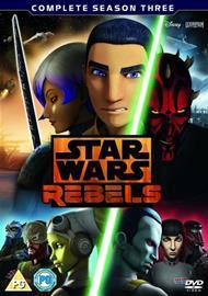 Star Wars: Rebels - Kausi 3, TV-sarja