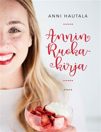 Annin ruokakirja (Anni Hautala), kirja