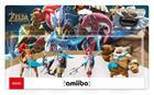 Amiibo Zelda: Breath of the Wild - Champions Pack, hahmo