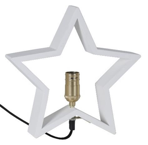 Star Trading Lysekil, pöytätähti 29 cm, E14
