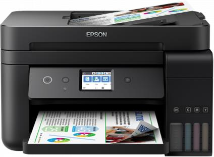 Epson EcoTank ET-4750, tulostin