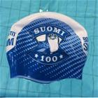 BornToSwim Suomi 100 Norppa Swim cap
