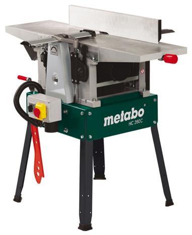 Oiko- ja tasohöylä Metabo HC 260 C/2,80 DNB 400/3/50