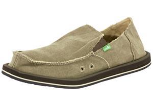 Sanük Vagabond Miehet kengät ruskea oliivi 98745d0536