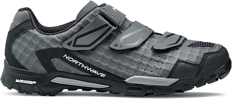brand new 718f6 ac892 Northwave Outcross Miehet kengät , harmaa