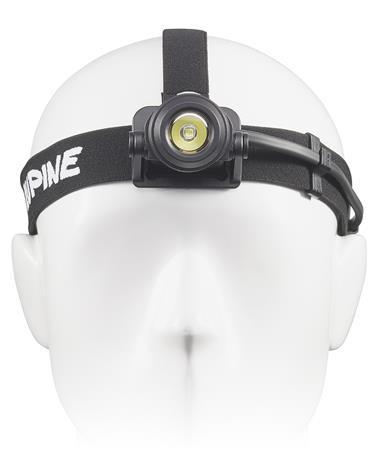 Lupine Neo X 4 SmartCore Otsalamppu 1800 lm FastClick , musta