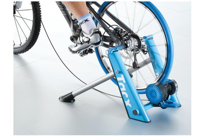 Tacx Cycletrainer Blue Matic harjoitusvastus , harmaa/sininen
